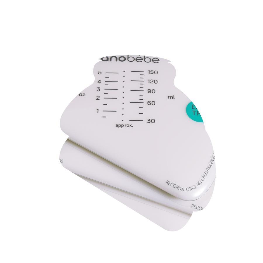 nanobébé - Muttermilch-Beutel