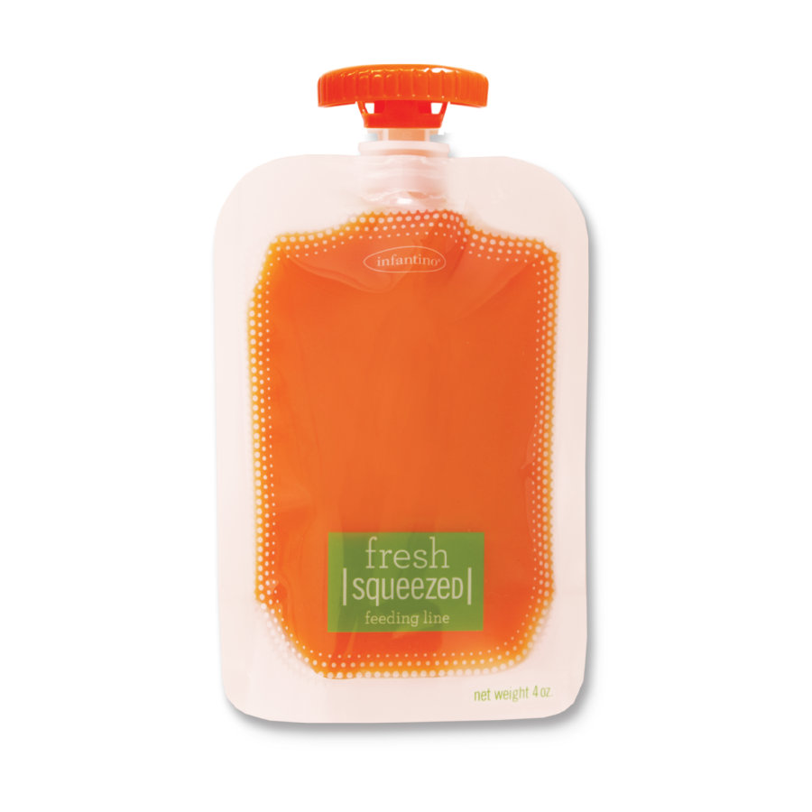 infantino Squeeze Pouches ™ 50 kusů