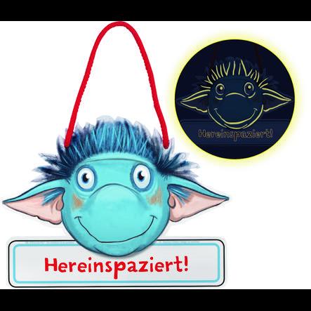 SPIEGELBURG COPPENRATH Türschild - Der Grolltroll