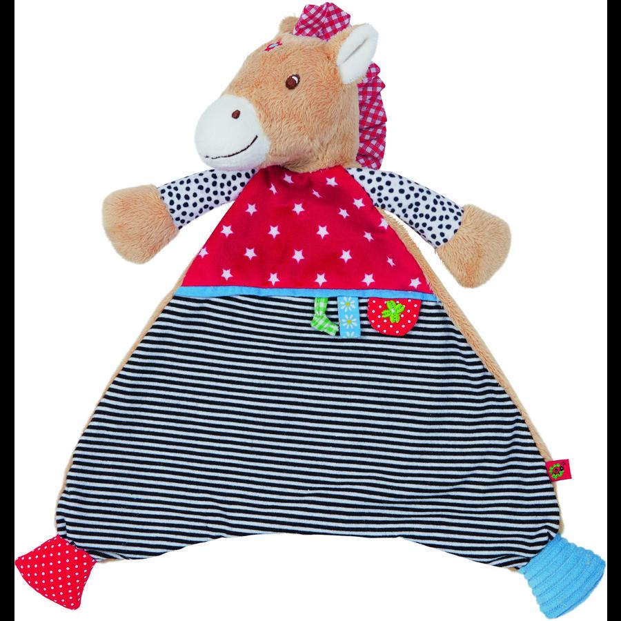 COPPENRATH Schnuffeltuch Pferdchen - BabyGlück
