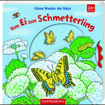 SPIEGELBURG COPPENRATH Kleine Wunder der Natur: Vom Ei zum Schmetterling