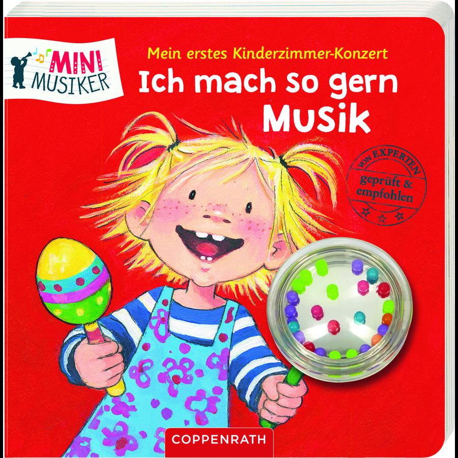 COPPENRATH Kinderzimmmer-Konzert: Ich mach so gern Musik - Mini-Musiker