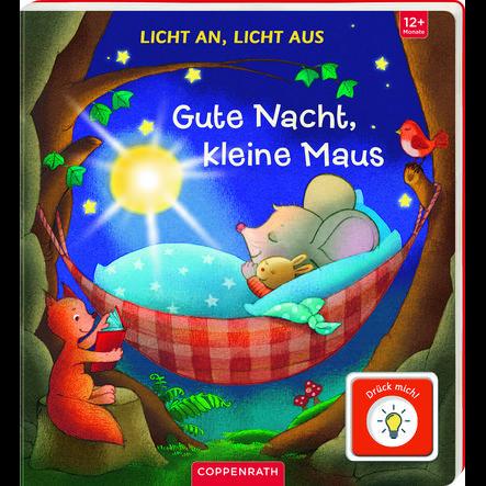 SPIEGELBURG COPPENRATH Licht an, Licht aus: Gute Nacht, kleine Maus
