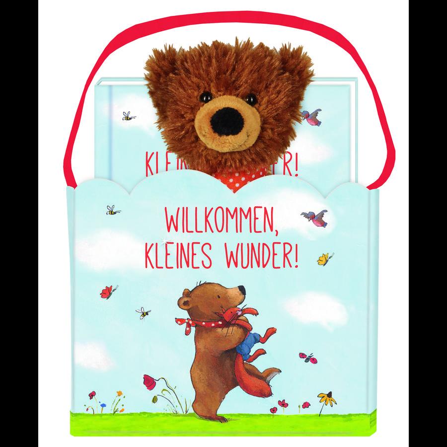 SPIEGELBURG COPPENRATH Geschenkset BabyBär - Willkommen, kleines Wunder!
