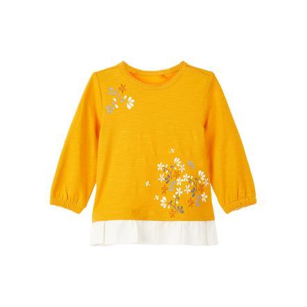 name it Chłopcy koszula z długim rękawem Nova Golden Orange