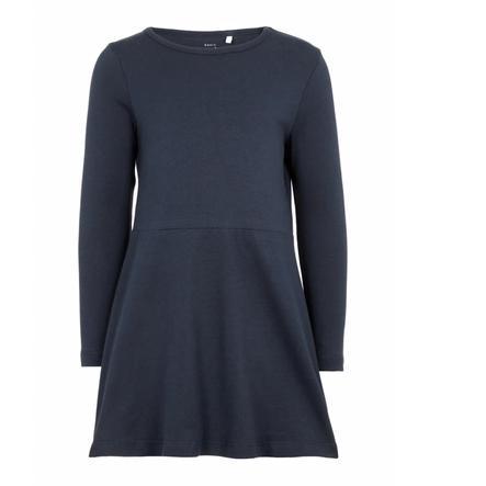 NAME IT tyttöjen Dress Vanya Dark Sapphire