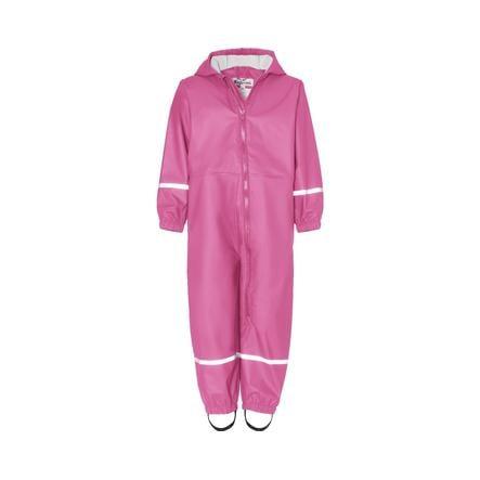 Playshoes Combinaison de pluie enfant rose