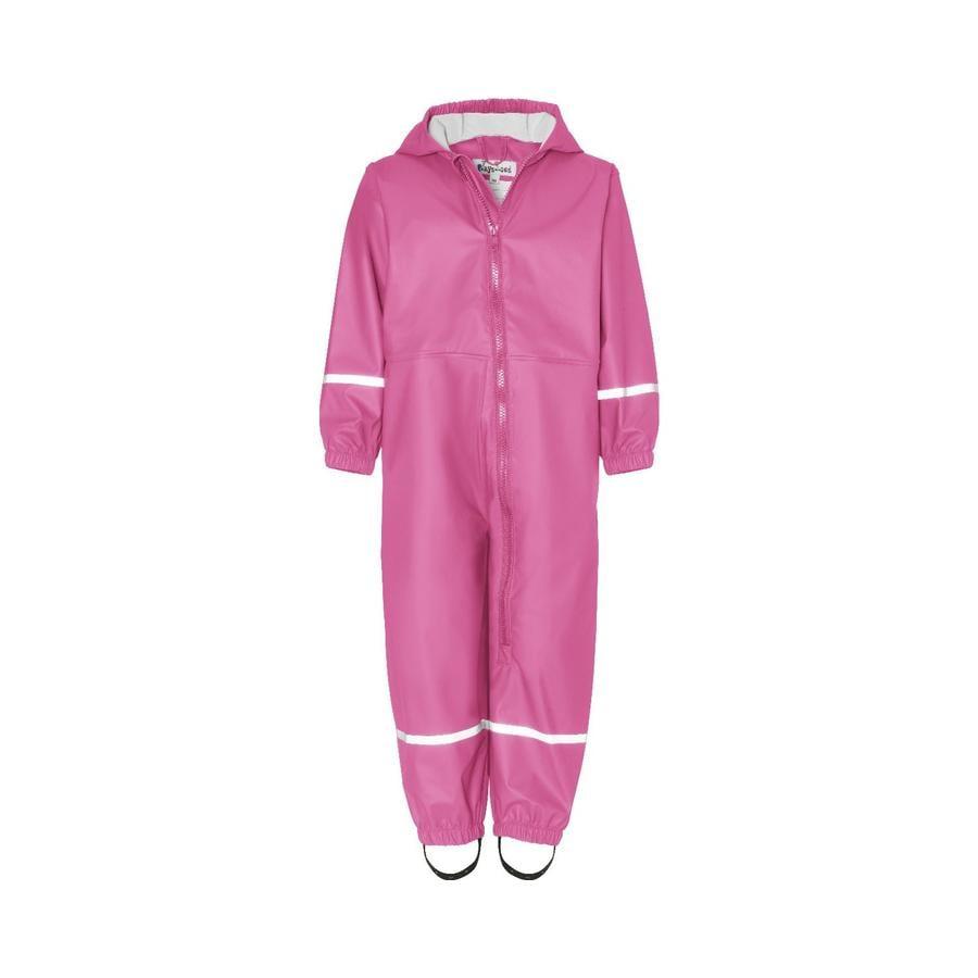 Playshoes Regen-Overall pink