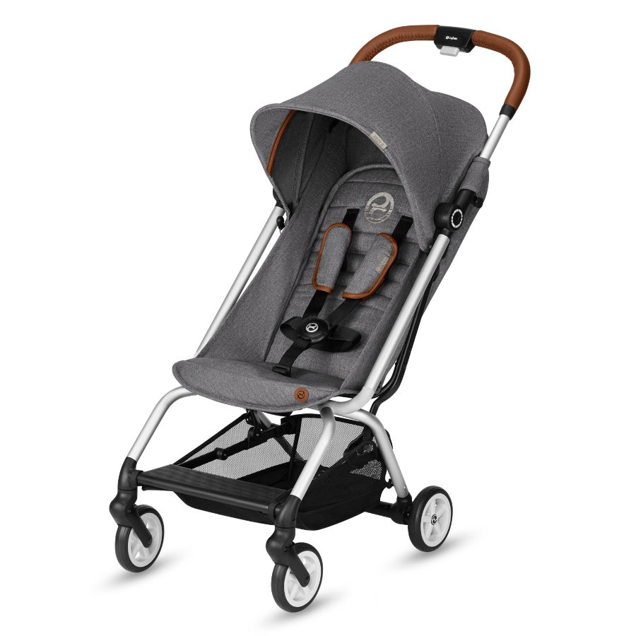 cybex Eezy S 2019 Denim Manhattan Grey
