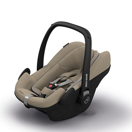 MAXI-COSI Pebble Plus i-Size by Quinny 2019 Sand