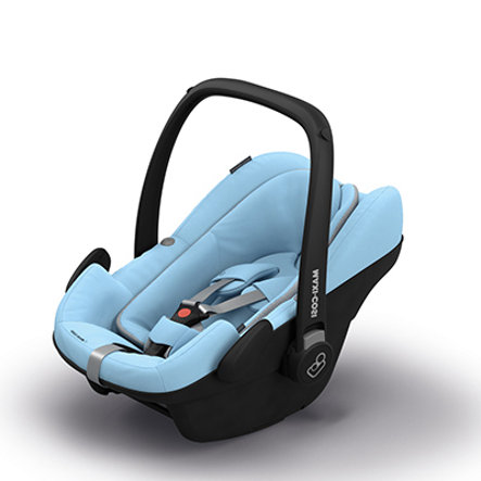 MAXI-COSI Pebble Plus i-Size by Quinny 2019 Sky