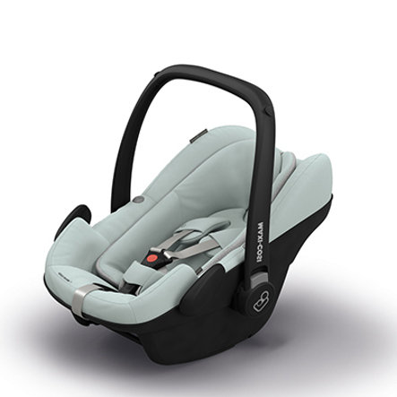 MAXI-COSI Autostoel Pebble Plus (I-size) Grey (Q-Design)