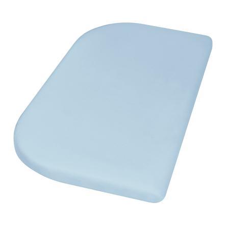 Playshoes Jersey Spannbettlaken 81x42 cm blau