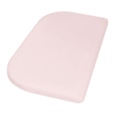 Playshoes Jersey Spannbettlaken 81x42 cm rosa
