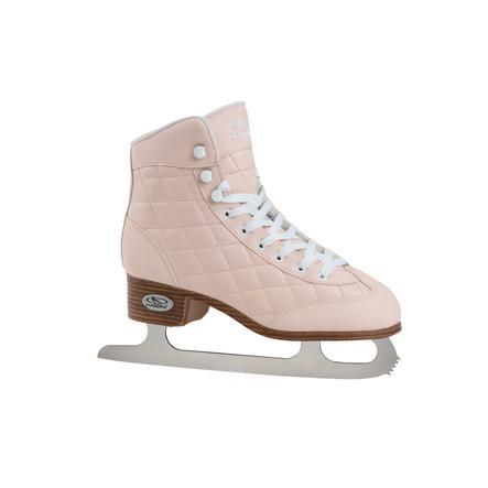 HUDORA® Kustschaats compleet Julia roze / wit 44661-44665