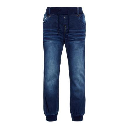name it Boys Jeans NMMBOB dark blue denim