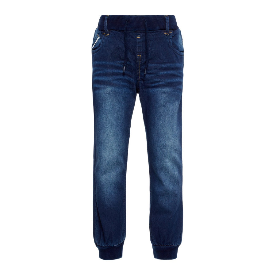 name it Jeans Garçons Jeans Bob bleu foncé en denim