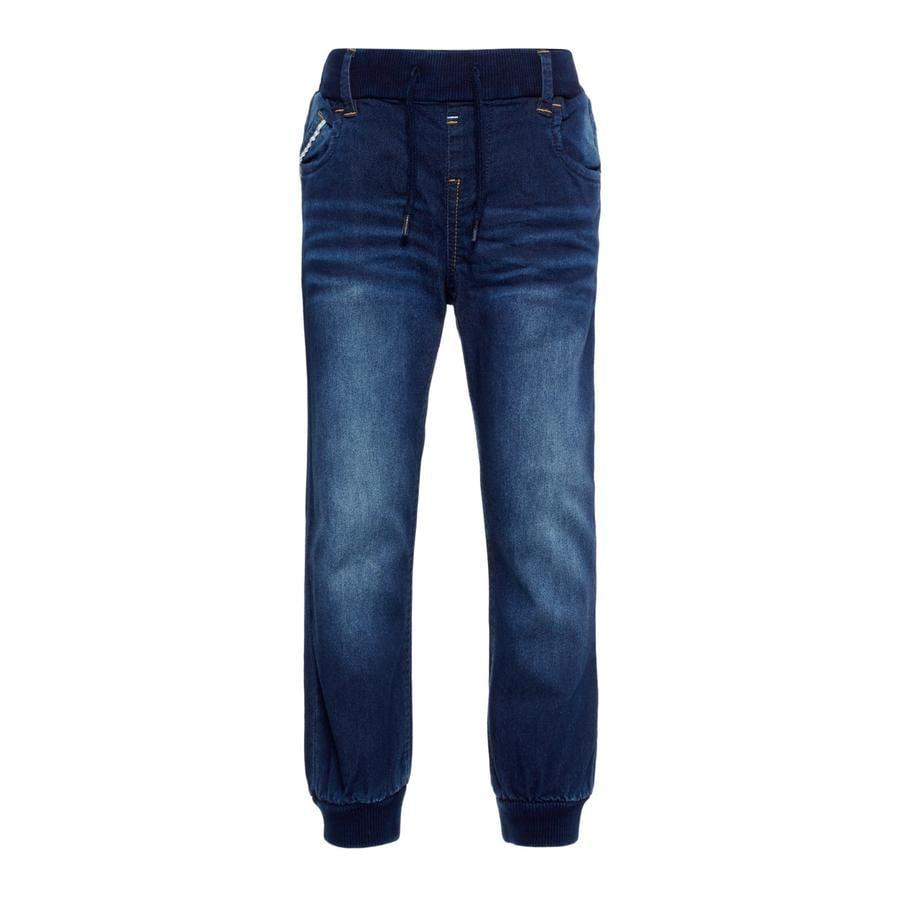 name it Jeans NMMBOB mörkblå denim