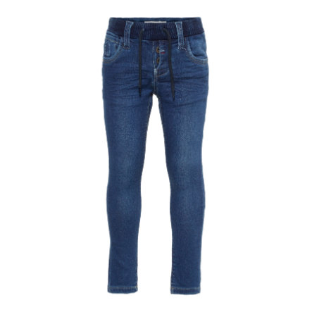 name it Jongens Jeans Robin medium blauw denim