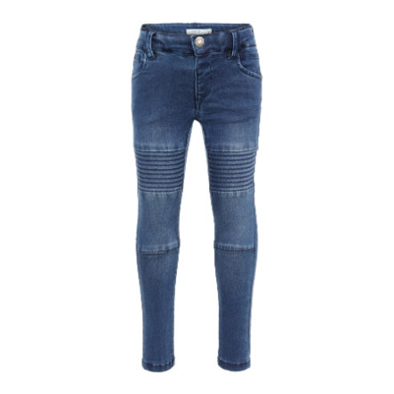 name it Girls Jeans Polly medium Blue Denim.