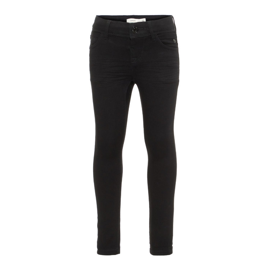 name it Girls black jean Polly