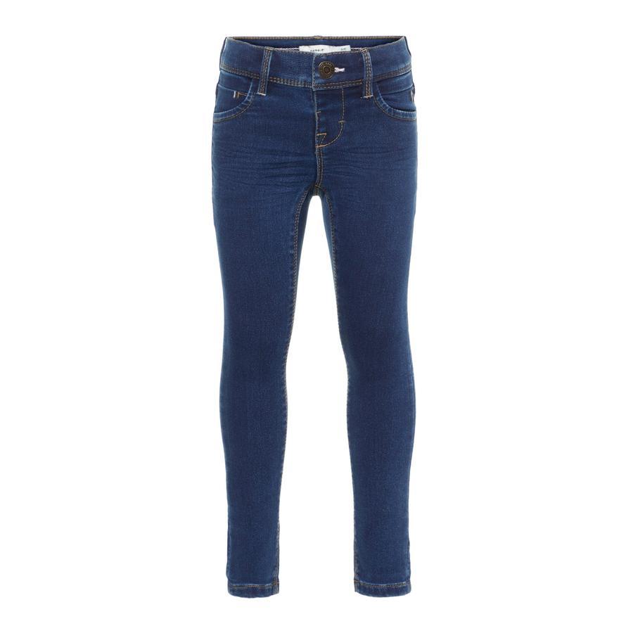 name it Girls NMFPOLLY medium blue denim