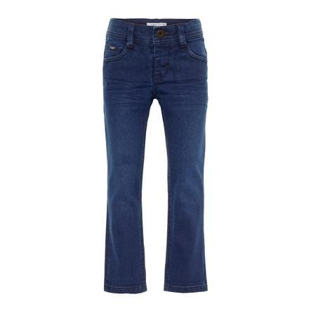 name it Jongens Jeans Ryan medium blauw denim