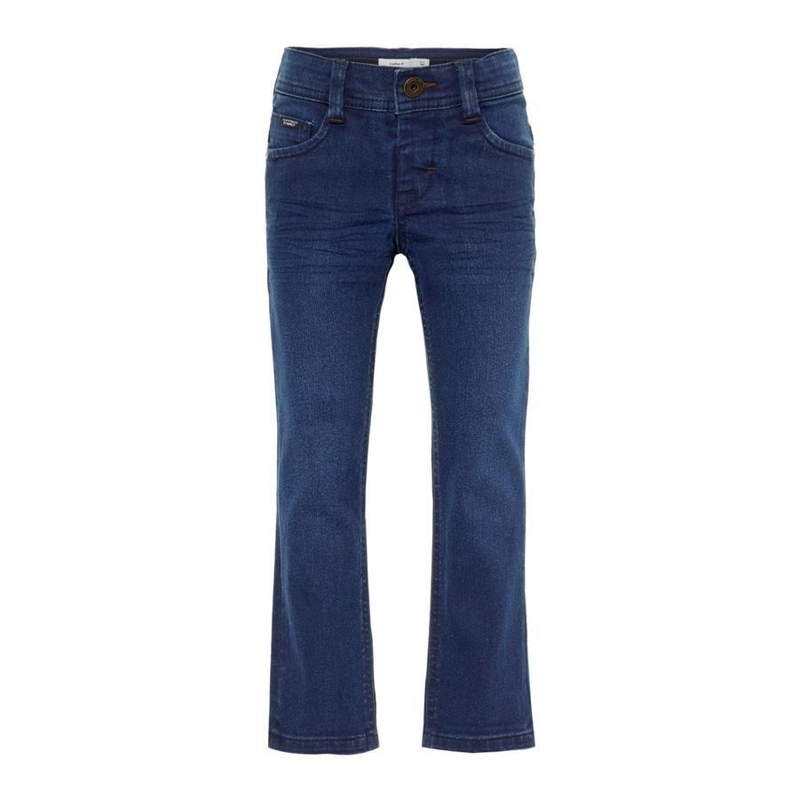 name it Garçons Jeans Ryan jean medium bleu en denim