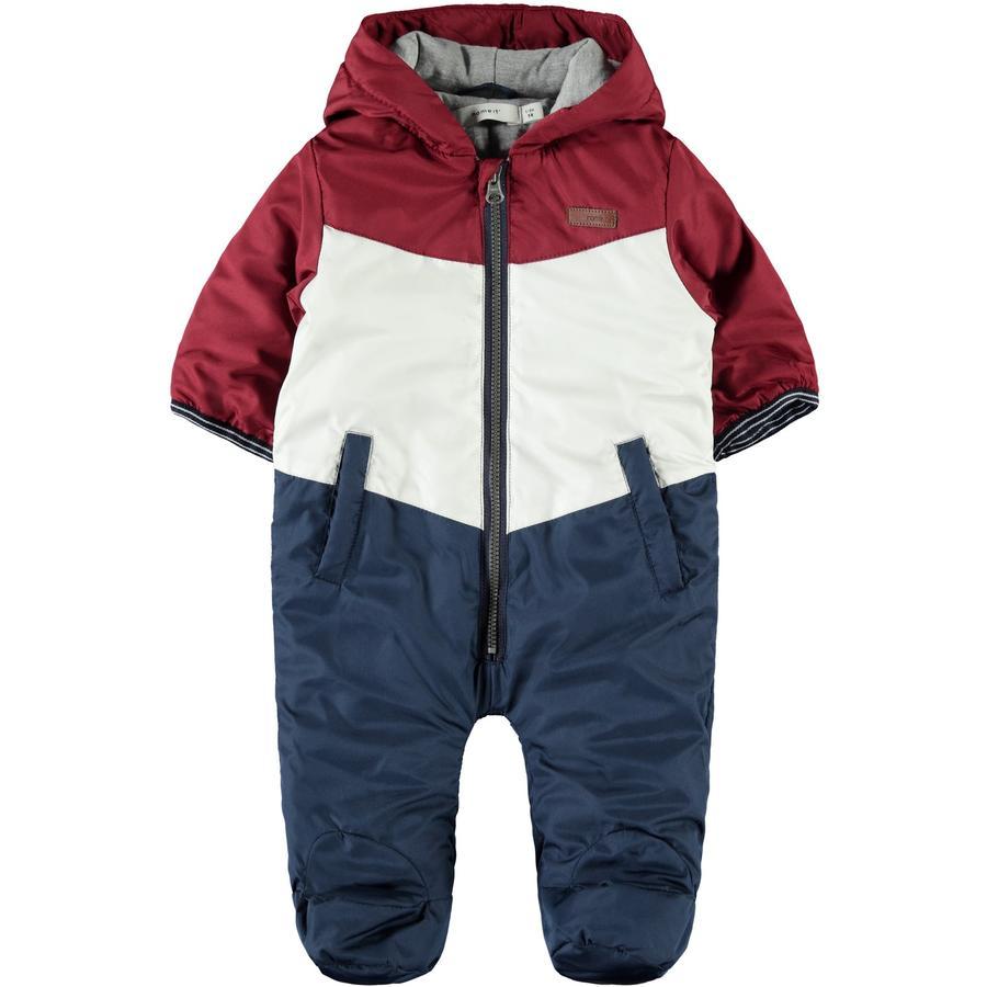 NAME IT Baby-Jungen Schneeanzug
