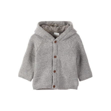 name it Cardigan Nenor Grey Melange