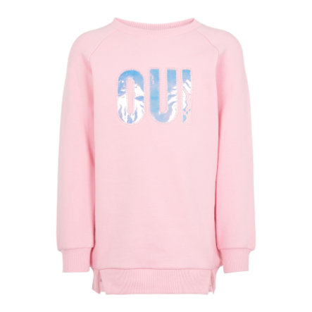 name it Girls Sweatshirt Nona Prism Pink
