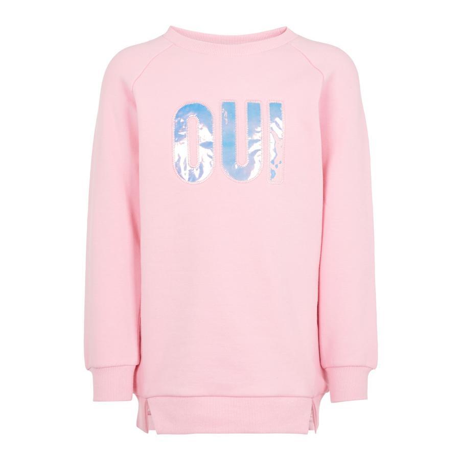 name it Girls Sweatshirt Nona Prisma Roze Nona Prisma