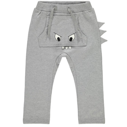 name it Jongens Sweatpants Nidino grijs gemêleerd Nidino melange
