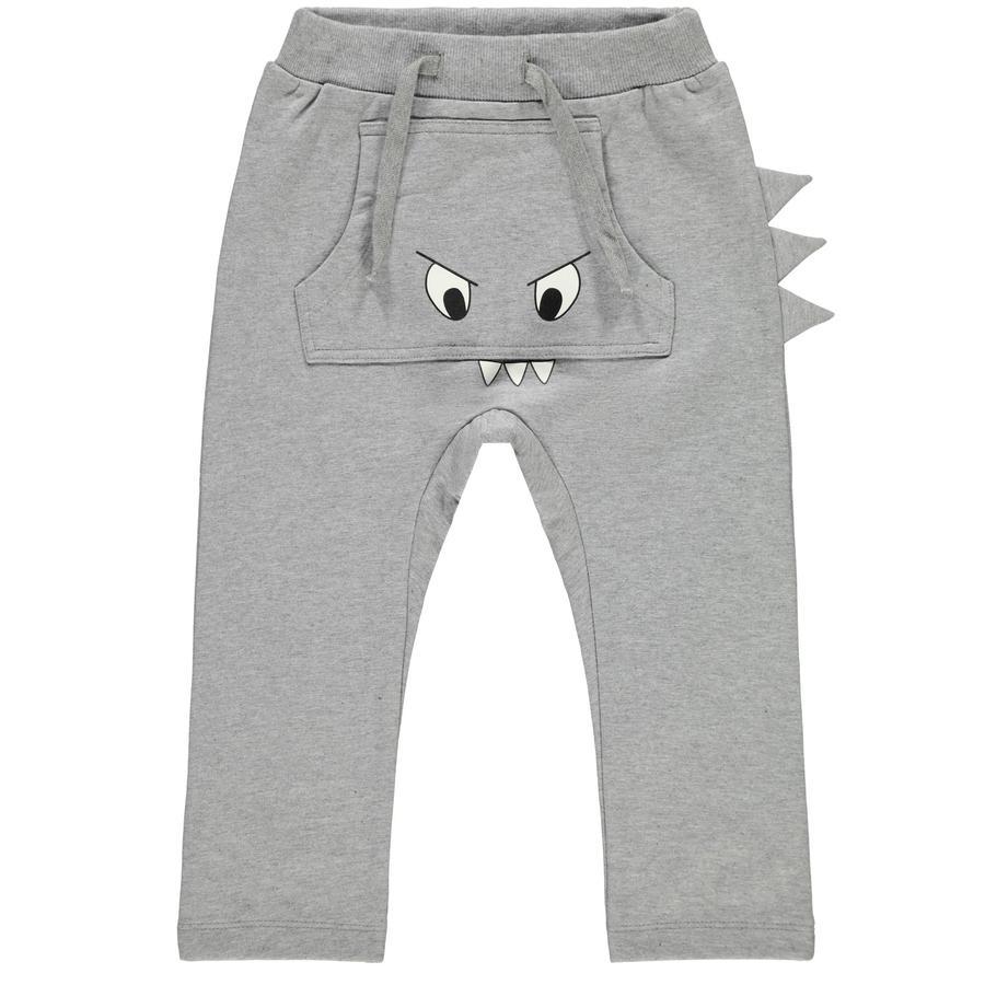name it Pantalon de survêtement garçon Mélange gris Nidino