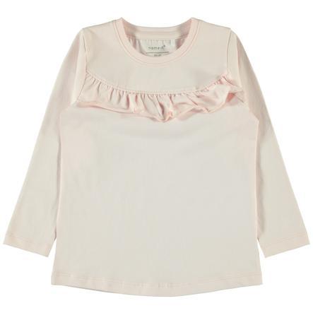 name it Girls Camisa manga larga Naira Barely Pink