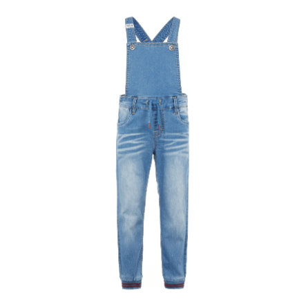 name it Salopette Boby medium bleu denim