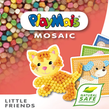 PlayMais® MOSAIC Mali przyjaciele Little Friends
