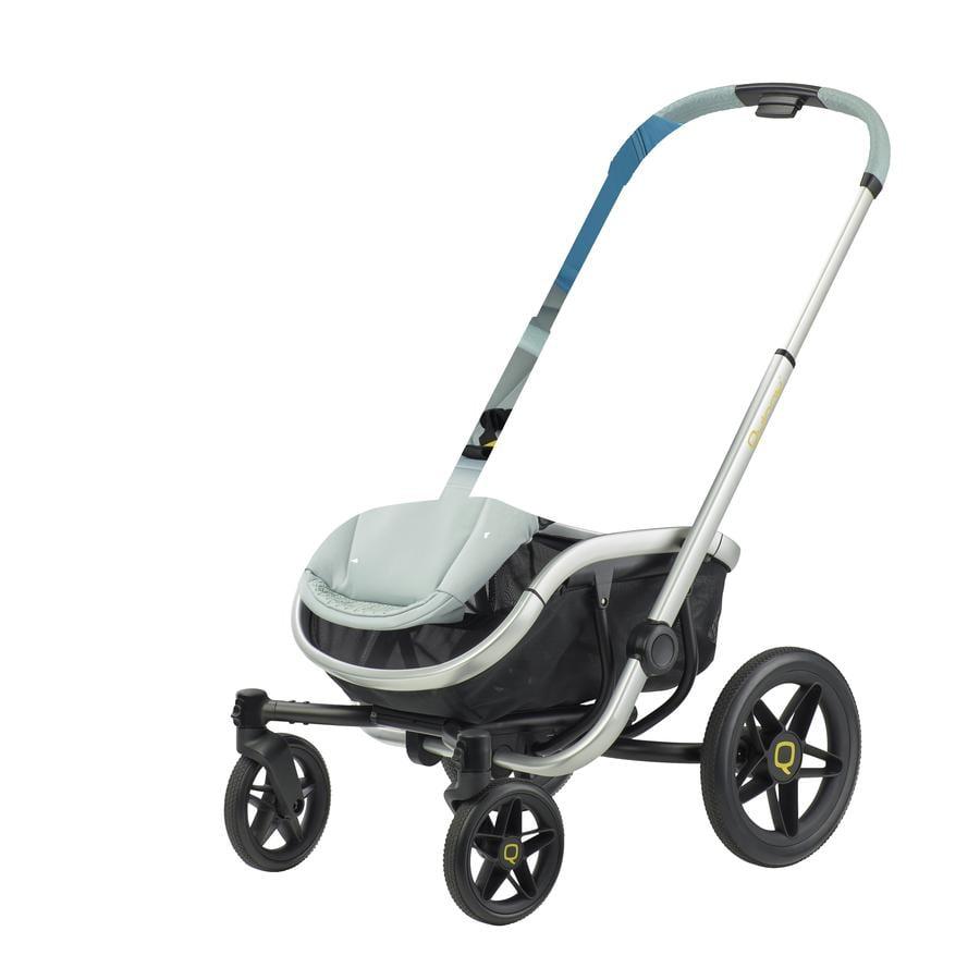 Quinny Kinderwagen VNC Grey Twist