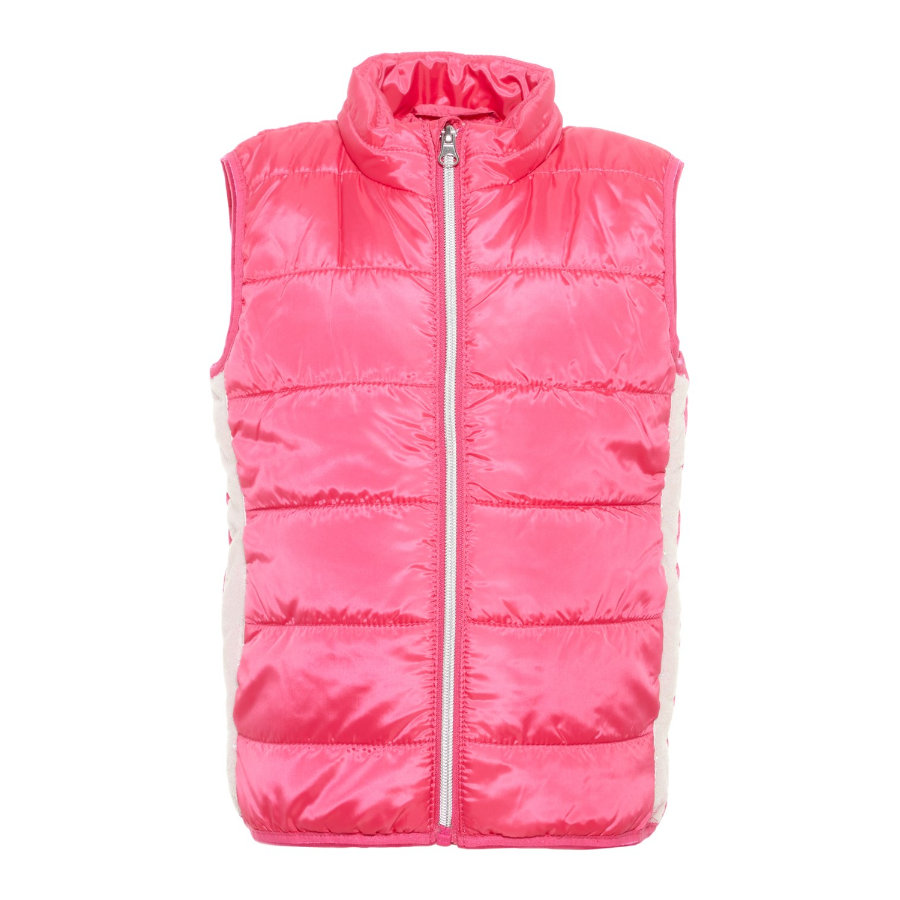name it Girls Vest Frambozen Sorbet