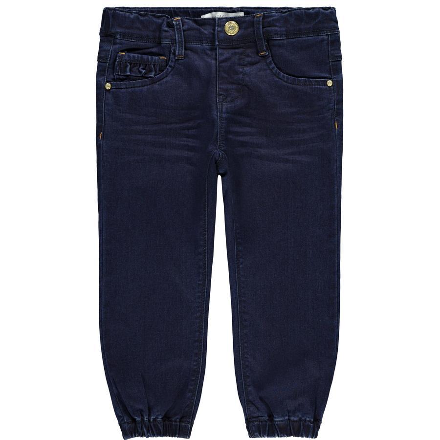 name it Girls Jeans Bibi azul oscuro denim