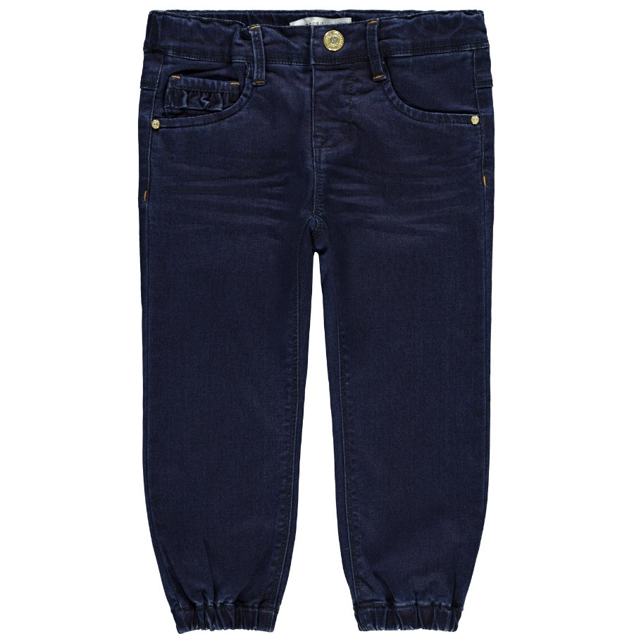 name it Girls Jeans Bibi denim blu scuro