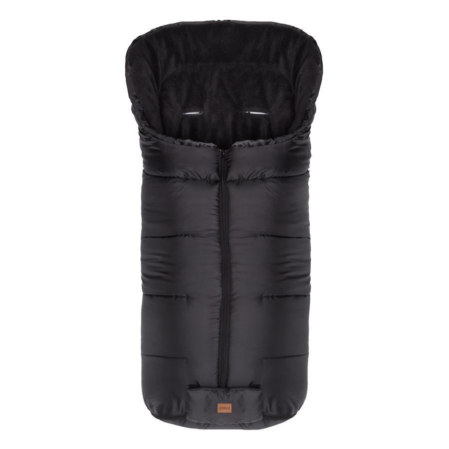 fillikid Vinterkørepose Eco Big sort