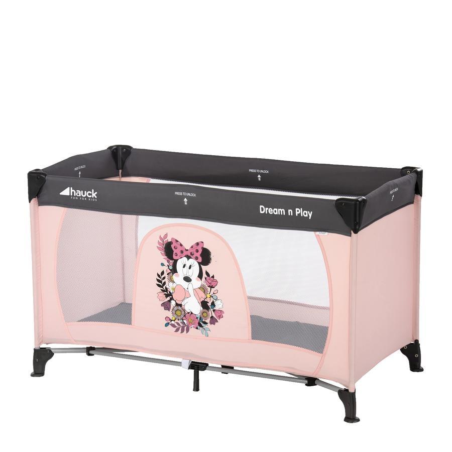 hauck cestovní postýlka  Dream'n Play Minnie Sweetheart