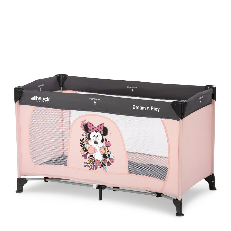 hauck Reisebett Dream'n Play Minnie Sweetheart