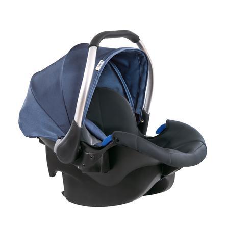 hauck komfort babyautostol Fix Denim / Grå