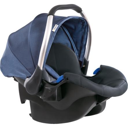 hauck Siège auto cosi Comfort Fix Denim/Grey 2020