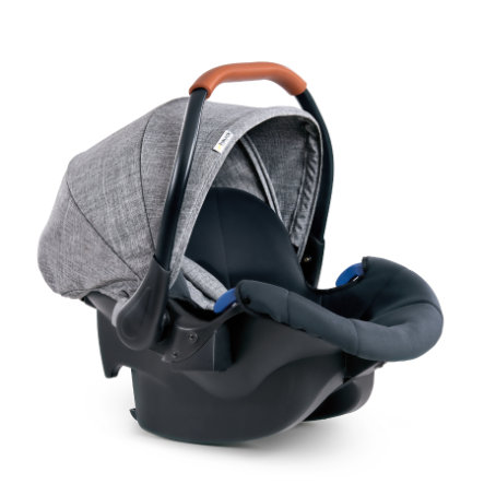 hauck Comfort Fix babybilstol Melange Grey