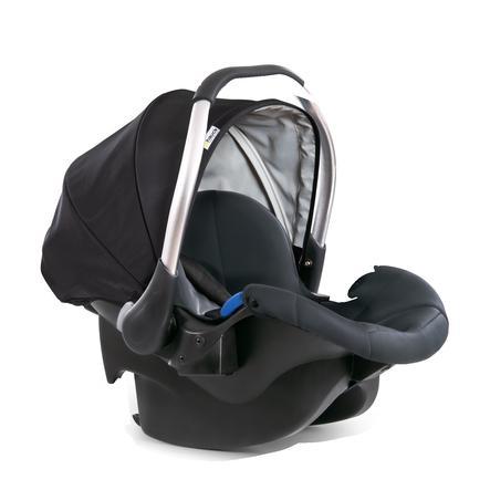 hauck Siège auto cosi Comfort Fix Black/Grey 2020