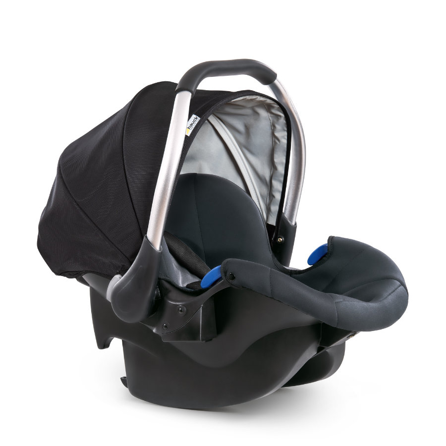 hauck Babyschale Comfort Fix Black/Grey