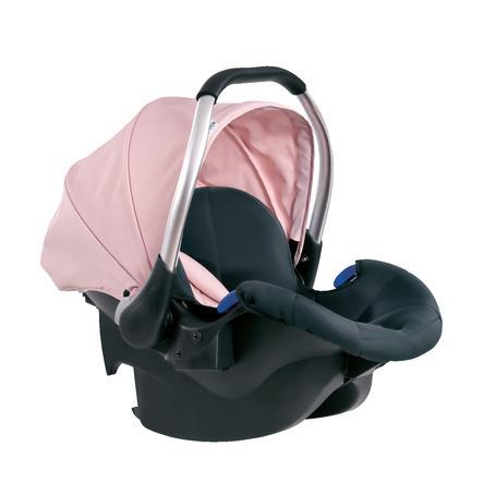 hauck Babyschale Comfort Fix Pink/Grey